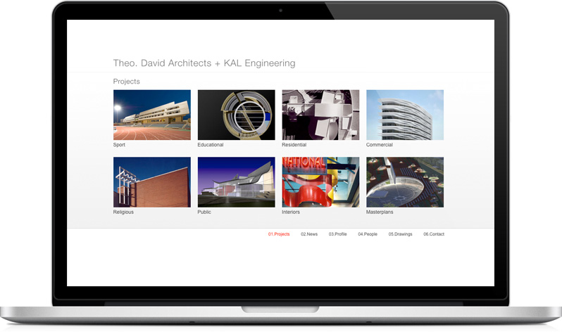 tdanyc.com - architectural portfolio projects page